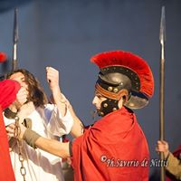Settimana Santa in Puglia – Via Crucis al Parco Archeologico di Siponto (63)