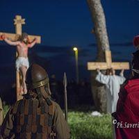 Settimana Santa in Puglia – Via Crucis al Parco Archeologico di Siponto (70)