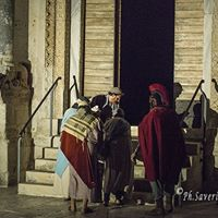 Settimana Santa in Puglia – Via Crucis al Parco Archeologico di Siponto (72)