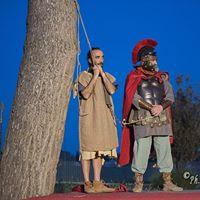 Settimana Santa in Puglia – Via Crucis al Parco Archeologico di Siponto (75)