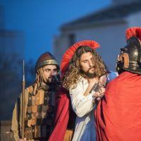Settimana Santa in Puglia – Via Crucis al Parco Archeologico di Siponto (77)