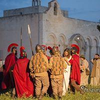 Settimana Santa in Puglia – Via Crucis al Parco Archeologico di Siponto (80)