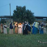 Settimana Santa in Puglia – Via Crucis al Parco Archeologico di Siponto (81)