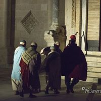 Settimana Santa in Puglia – Via Crucis al Parco Archeologico di Siponto (82)