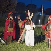 Settimana Santa in Puglia – Via Crucis al Parco Archeologico di Siponto (84)