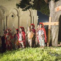 Settimana Santa in Puglia – Via Crucis al Parco Archeologico di Siponto (87)