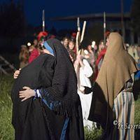 Settimana Santa in Puglia – Via Crucis al Parco Archeologico di Siponto (88)