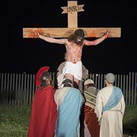 Settimana Santa in Puglia – Via Crucis al Parco Archeologico di Siponto (91)