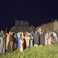 Settimana Santa in Puglia – Via Crucis al Parco Archeologico di Siponto (92)