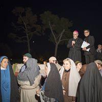 Settimana Santa in Puglia – Via Crucis al Parco Archeologico di Siponto (93)