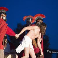 Settimana Santa in Puglia – Via Crucis al Parco Archeologico di Siponto (94)
