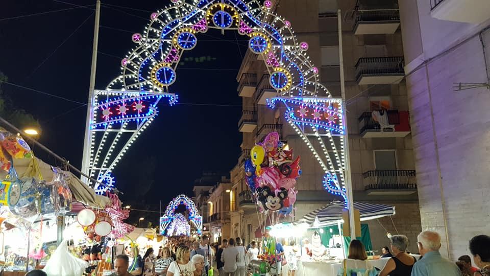 183^ FESTA PATRONALE IN ONORE DI MARIA SS DI SIPONTO (2)