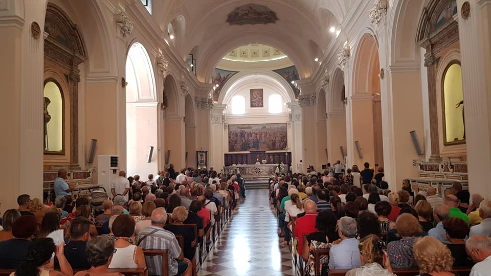 183^ FESTA PATRONALE IN ONORE DI MARIA SS DI SIPONTO (6)
