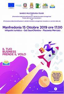 ANIMAZIONE BANDO 5.3-5.4 MANFREDONIA