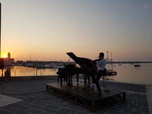 Manfredonia d'estate_concerto all'alba