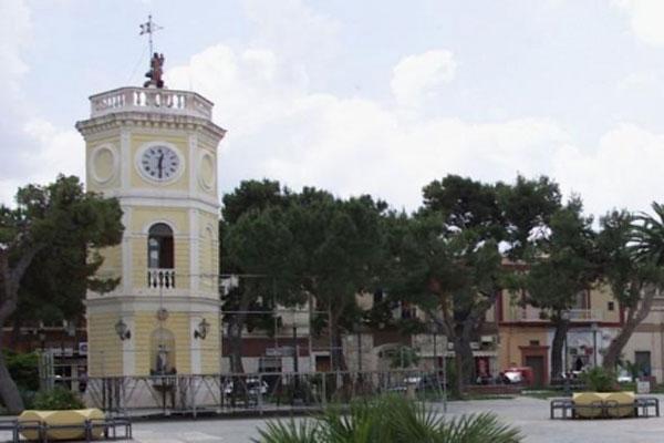torre dell orologio San Ferdinando di Puglia